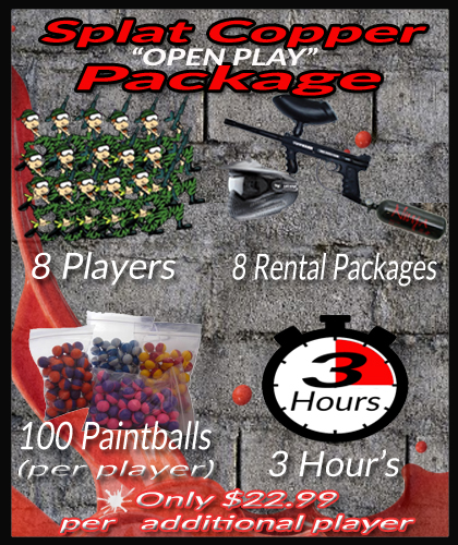 Ft Worth Paintball Group Rate Deal