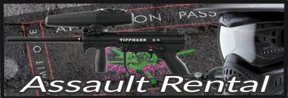 Paintball Course Ft Worth Tippmann Rental Gear