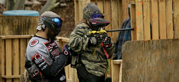 Paintball Park offering Paintball Games in the Fort Worth Area